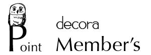 member's point